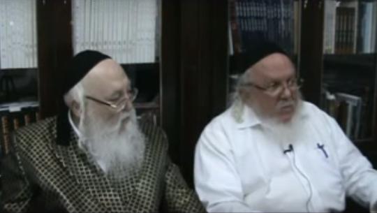 הרב יצחק ראובני