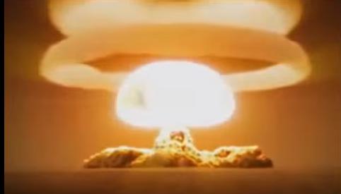 פצצת אטום- כי להשם המלכוה
