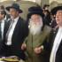 האדמור מהאלמין בחתונת הרב משה יהושע פישר (30)