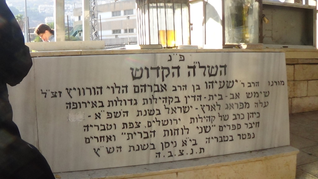 האדמור מהאלמין בתפילות במקומות הקדושים בארץ ישראל מחלק ספרי זוהר תהלים סולם הזוהר ועוד (6)