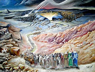 פסח יציאת מצרים