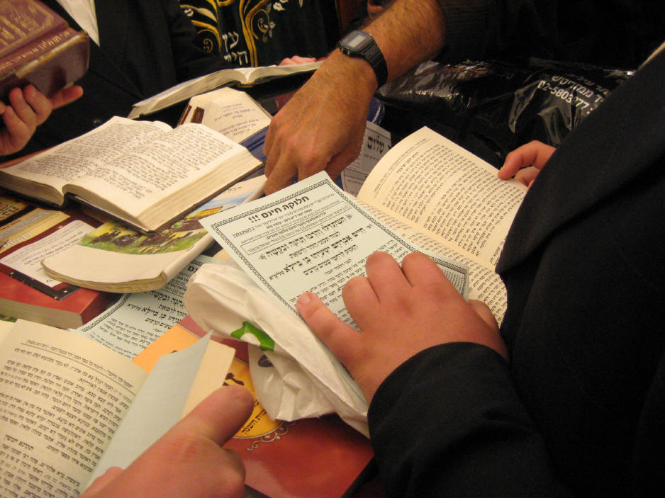 האדמו''ר מהאלמין שליט''א בחלוקה האדירה של ספרי זוהר בחינם ולימוד תיקוני הזוהר במירון (59)