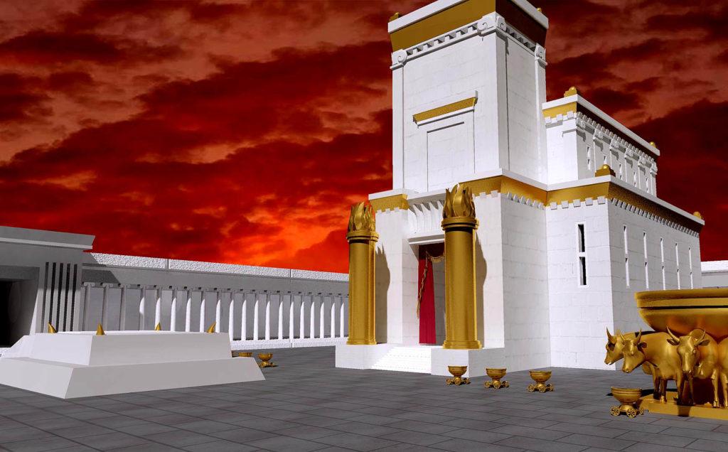 Jerusalem_temple3- ויקפדיה