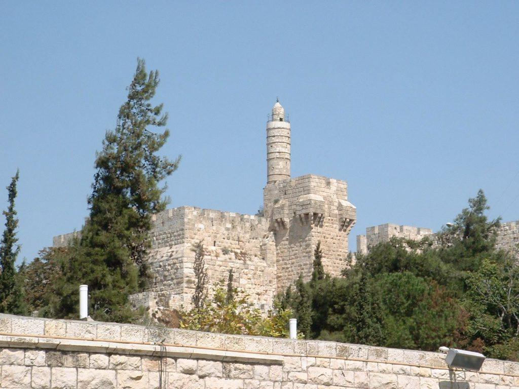 קבר דוד- קלאסי- תמונה מבחוץ