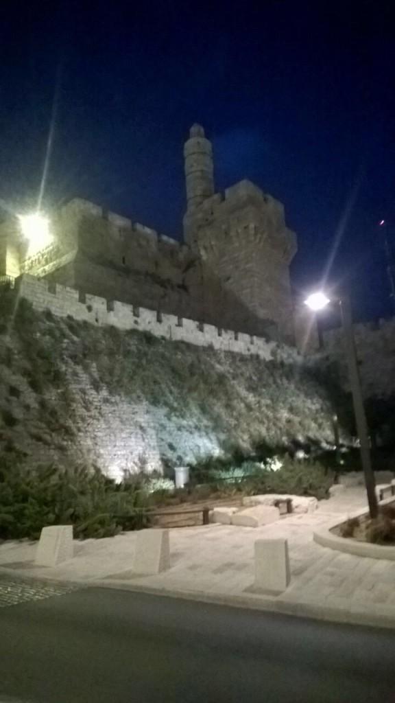 דוד- ירושלים מגדל דוד