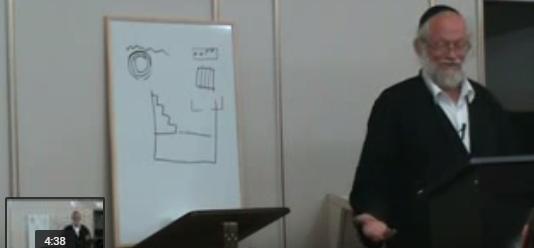 הרב רוזנברג- שיעור בבניית מקוואות