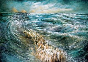 קריעת ים סוף- ויקפדיה