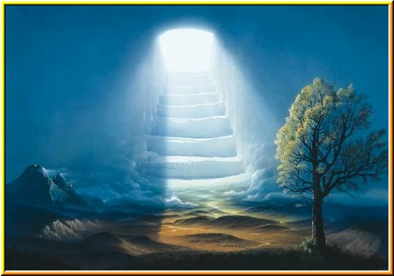 זוהר- מדרגות לגן עדן
